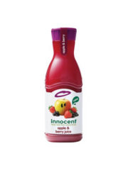 Innocent Apple & Berry Juice 900ml
