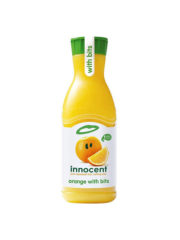 Innocent Orange Juice With Bits 900ml
