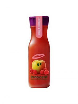 Innocent Apple & Raspberry Juice 330ml