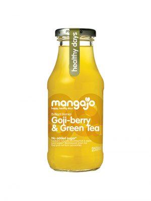 Mangajo Goji-Berry & Green Tea
