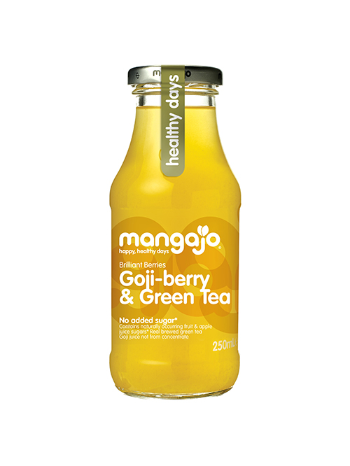 Mangajo Goji-Berry & Green Tea