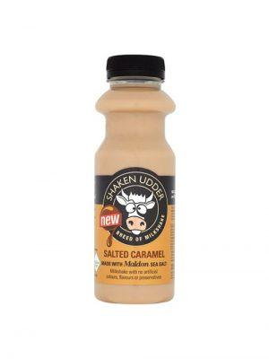 Shaken Udder Salted Caramel