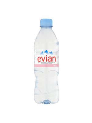 Evian Water 500ml