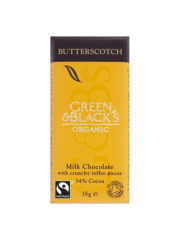 Green & Black's Butterscotch Milk Chocolate