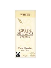 Green & Black;s White Chocolate