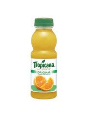 Tropicanan Original Orange With Juicy Bits 250ml