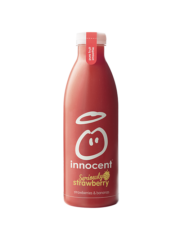 Innocent Strawberries & Banana Smoothie 750ml