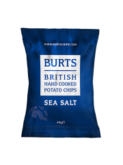 Burts Sea Salt 40g
