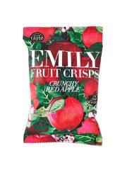 Emily Fruit Crisps Crunchy Red Apple 30g