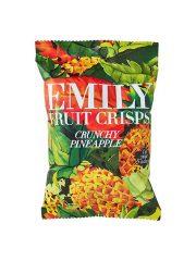 Emily Fruit Crisps Crunchy Pineapple 30g