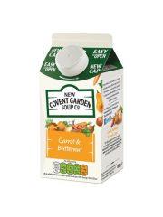 New Covent Garden Carrot & Butternut Soup 600g