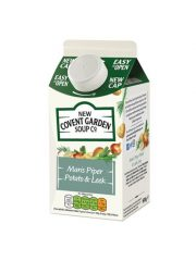 New Covent Garden Maris Piper Potato & Leek Soup 600g
