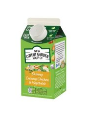 New Covent Garden Skinny Creamy Chicken & Vegetable Soup 600g