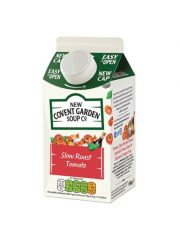 New Covent Garden Slow Roast Tomato Soup 600g