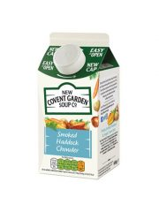 New Covent Garden Smoked Haddock Chowder Soup 600g