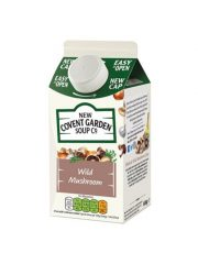 New Covent Garden Wild Mushroom Soup 600g