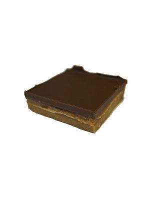 Biscuit Caramel Traybake