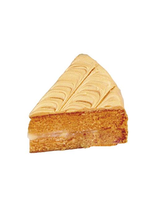 Toffee Apple Fudge Cake