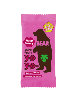 Bear Yoyo Raspberry