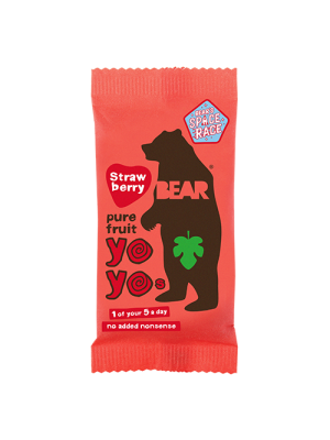 Bear Yoyo Strawberry