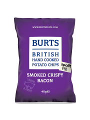 Burts Smoked Crispy Bacon 40g