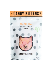 Candy Kittens Peach Fizz 138g