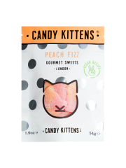 Candy Kittens Peach Fizz 54g