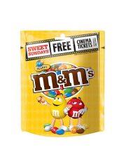 M&M's Peanut Pouch 140g