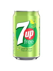 7up Free Cans