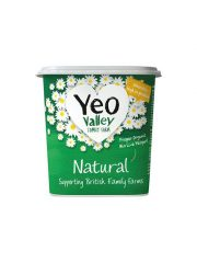 Yeo Valley Natural Yogurt 1kg