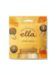 Deliciously Ella Peanut Butter Energy