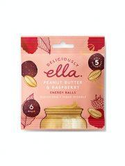 Deliciously Ella Peanut Butter Energy Raspberry