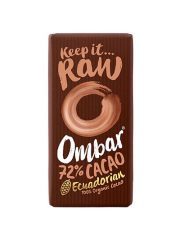 Ombar Dark 72% Chocolate