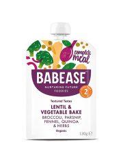 Babease Lentil & Vegetable Bake 130g