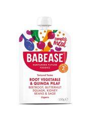 Babease Root Vegetable & Quinoa 130g