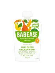 Babease Thai Green Chicken Curry 130g