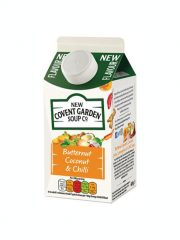 New Covent Garden Soup Butternut Coconut & Chilli