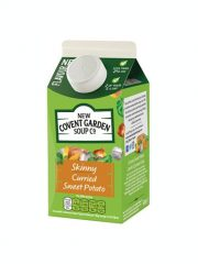 New Covent Garden Soup Skinny Curried Sweet Potato