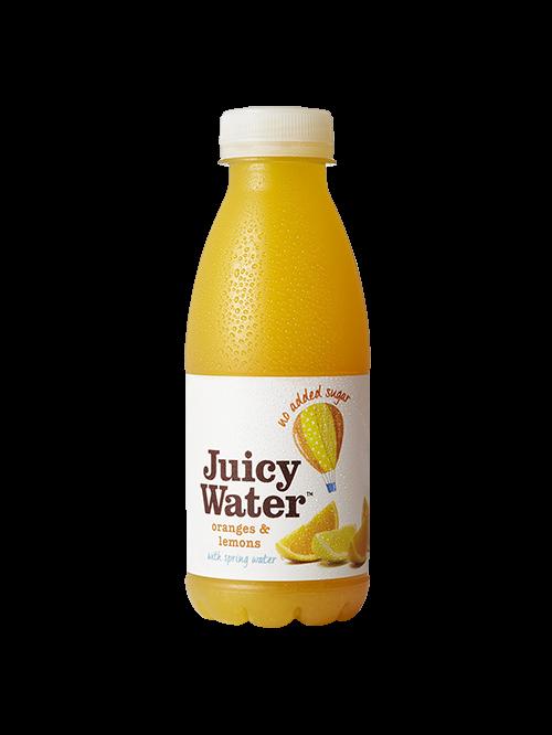 Juicy Water Oranges & Lemons
