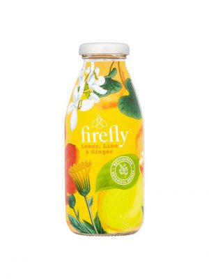 Firelfy Lemon Lime & Ginger
