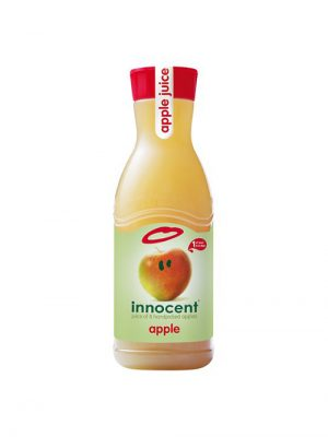 Innocent Apple juice 900ml