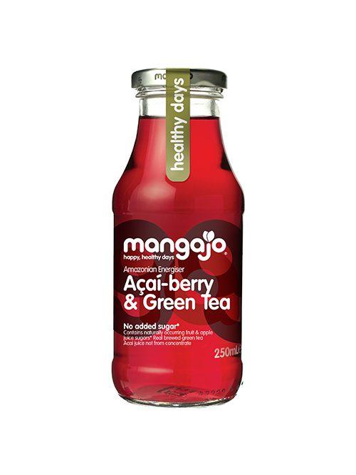 Mangajo Acai-Berry & Green Tea
