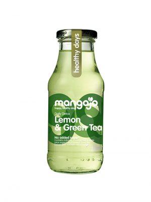 Mangajo Lemon & Green Tea