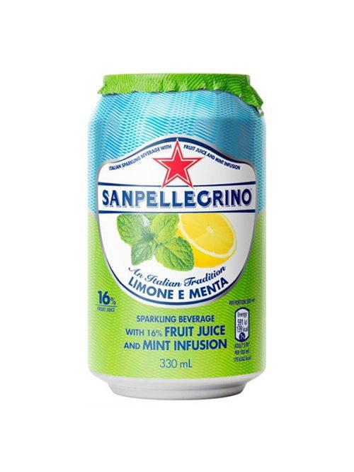 Sanpellegrino Limone E Menta