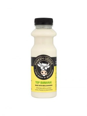 Shaken Udder Top Banana