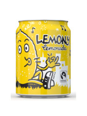 Lemony Lemonade Cans 250ml