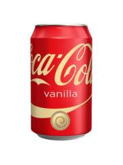 Cocoa Cola Vanilla Cans