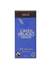 Green & Black's Milk Chocolate
