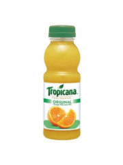 Tropicanan Original Orange With Juicy Bits 250ml
