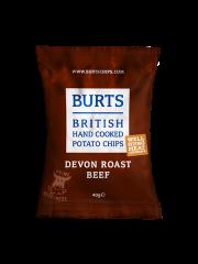 Burts Devon Roast Beef 40g